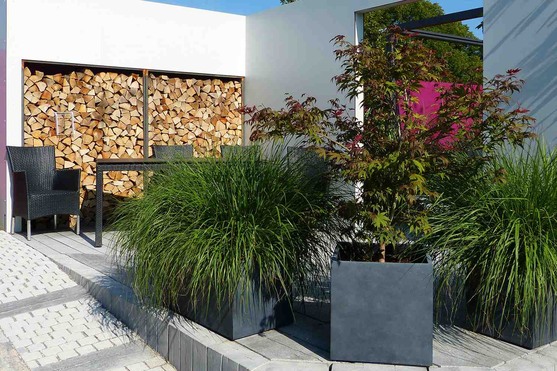 Garten ideen gestaltung  Moderne Gartengestaltung - eine Auswahl an Gartenideen